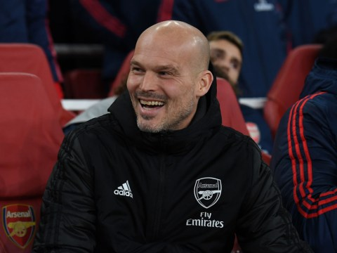 Ian Wright tells Mikel Arteta he has to keep Freddie Ljungberg as part of his Arsenal coaching staff