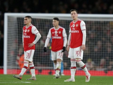 'Clueless' Arsenal board slammed after Manchester City defeat