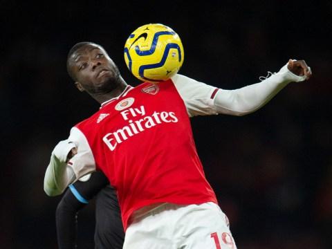 Mikel Arteta explains why Nicolas Pepe struggled at Arsenal under Unai Emery