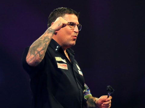 Gary Anderson tetchy on retirement talk and sends a message over World Championship form
