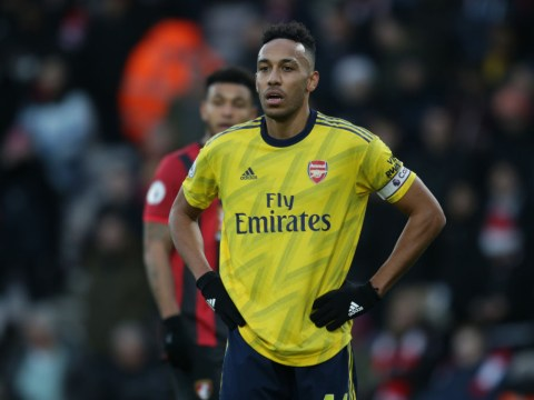 Jamie Carragher tells Mikel Arteta to consider selling Pierre-Emerick Aubameyang in January