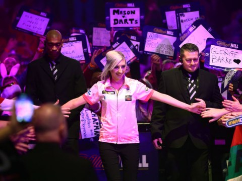 Barry Hearn reveals Fallon Sherrock attracted record viewing figures at PDC World Darts Championship