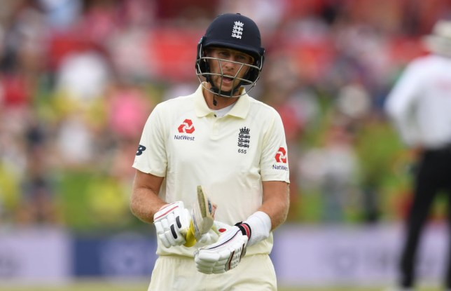Joe Root's England slipped to defeat in the Boxing Day Test