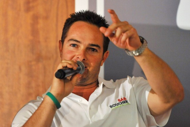 Mark Boucher has been appointed as the new South Africa head coach