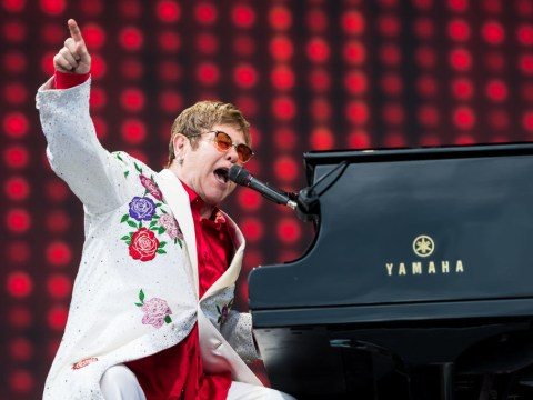 Sir Elton John gets an upgrade in New Year Honours as he's appointed to Order of the Companions of Honour