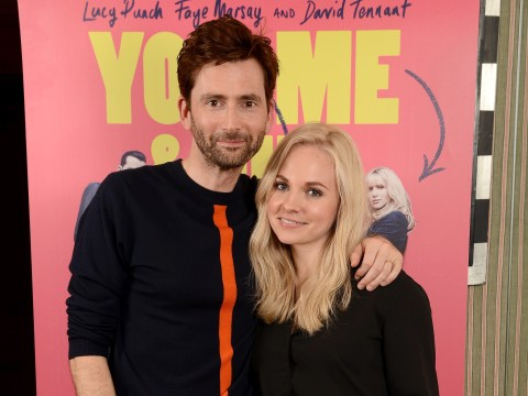David Tennant's wife Georgia confirms baby name 5 months after revealing new addition