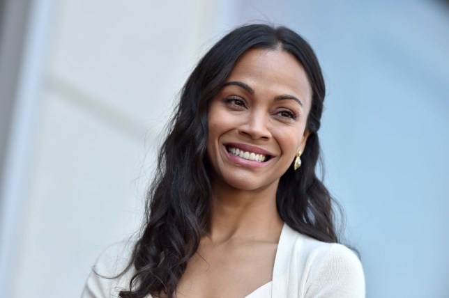 Avengers Zoe Saldana slams trolls who posted fake nudes of ...