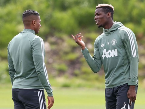 Paul Pogba 'never said anything' about Real Madrid transfer, claims Antonio Valencia