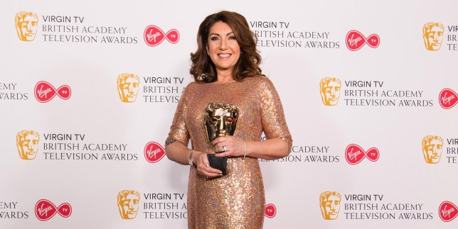 Jane McDonald retells terrifying conversation with authorities over a security threat (Picture: Jeff Spicer/Getty Images)