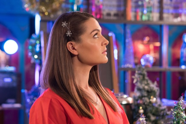 Sienna Blake in Hollyoaks