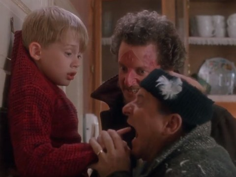 What time is Home Alone on TV on Christmas Eve?