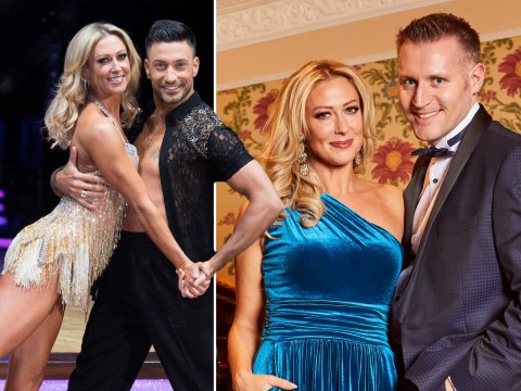 Faye Tozer and husband Michael slam Strictly Come Dancing 'curse' as they celebrate 10-year anniversary