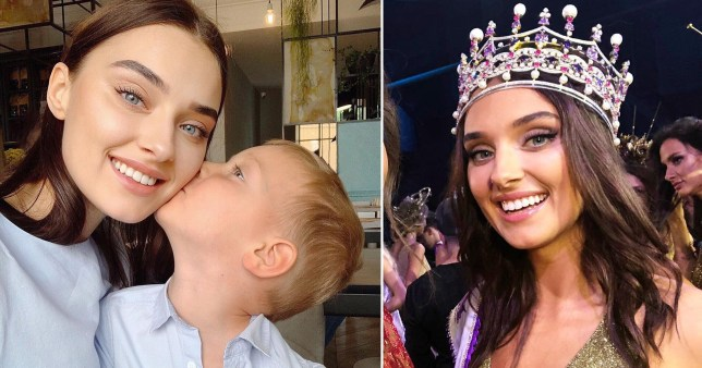 Miss World bans model because she\'s a mum
