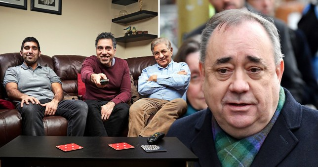 Gogglebox removes Alex Salmond comments from catch-up service amid sexual assault trial