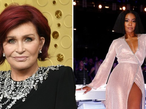 Sharon Osbourne 'had her own problems' during America's Got Talent as she refuses to comment on Gabrielle Union's 'racist concerns'