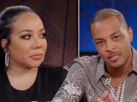 T.I. says he felt 'lesser than' when Tiny started to stand up for herself in their marriage on Red Table Talk