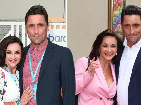 Shirley Ballas admits 12-year age gap between her and her boyfriend was an 'issue' for her