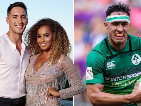 Love Island winner Greg O'Shea moves up in the rugby world as he's named in Ireland Sevens Squad