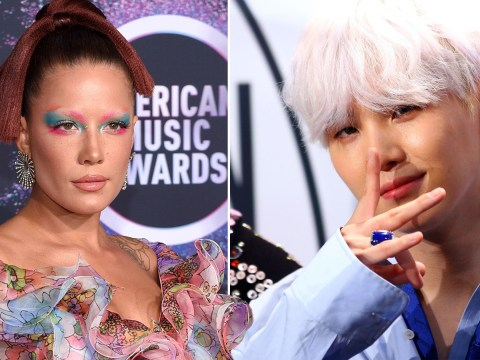Halsey's album tracklist includes an interlude from BTS' Suga and fans are in a frenzy