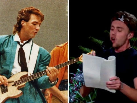 I'm A Celebrity's Roman Kemp hilariously forgets lyrics to dad's song Gold by Spandau Ballet: 'I always preferred Duran Duran anyway'
