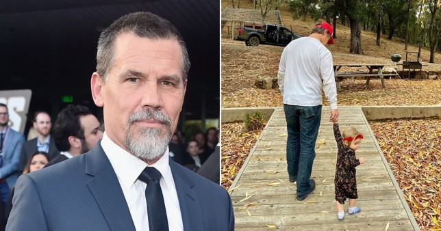 Avengers' Josh Brolin and daughter Westlyn