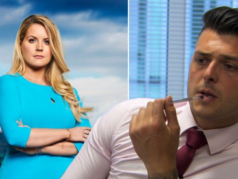 The Apprentice first look: Pamela Laird fears she'll be fired after Lewis Ellis makes major blunder in task