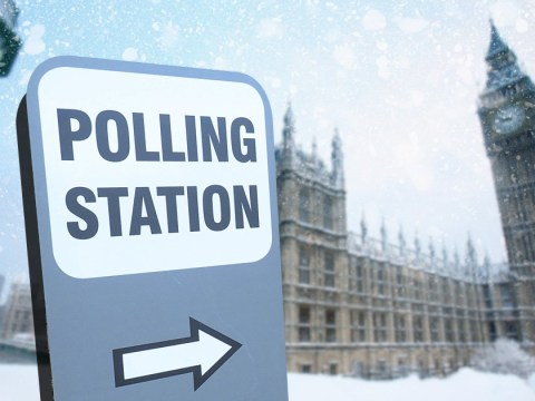 Election day snow predicted as cold snap hits on December 12