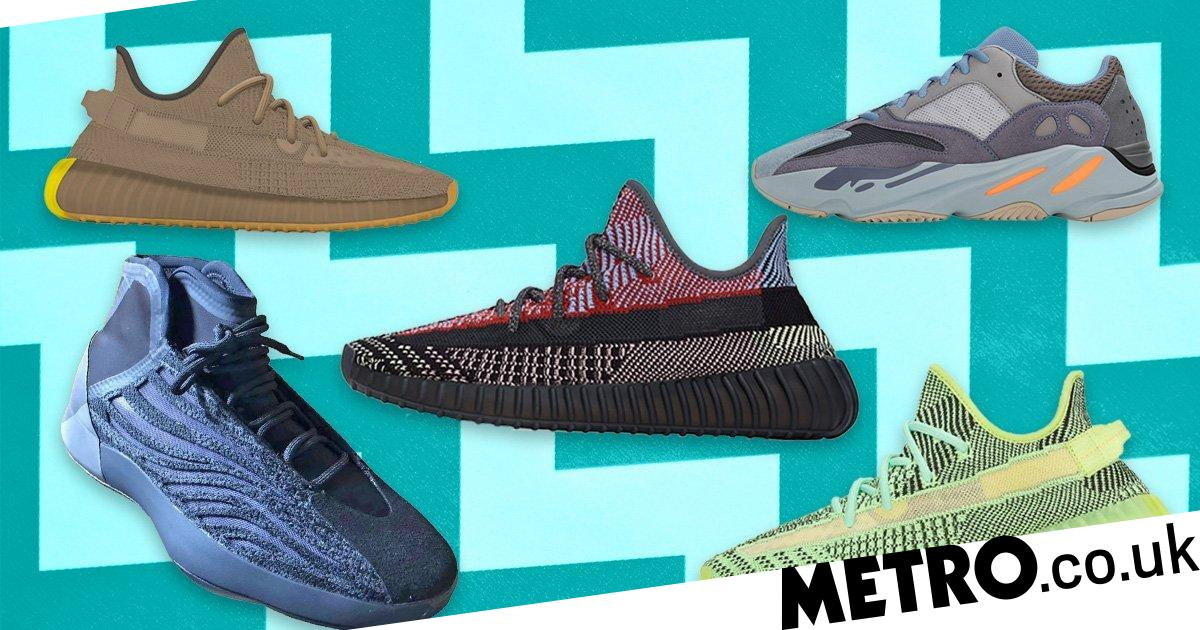 Could Kanye West Be Wearing Next Year's Yeezys Already