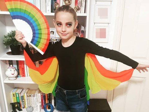 Mum threatened for letting gender neutral child be a mini drag queen