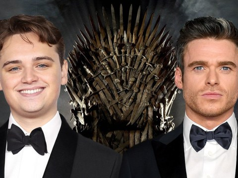 Game Of Thrones' Dean-Charles Chapman praises 'amazing' Richard Madden as they reunite in 1917