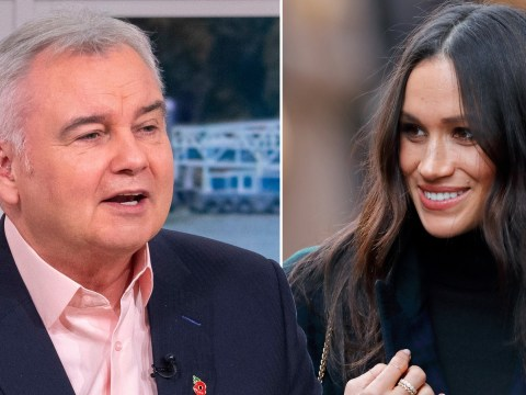 Defiant Eamonn Holmes admits he 'hasn't learnt anything' from Meghan Markle 'uppity' race row