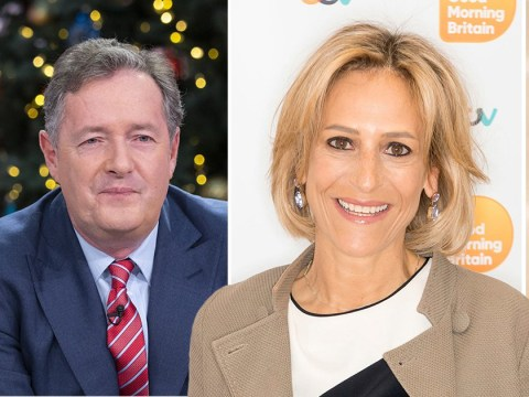 From Prince Andrew to Piers Morgan: Emily Maitlis on dissecting the Good Morning Britain presenter