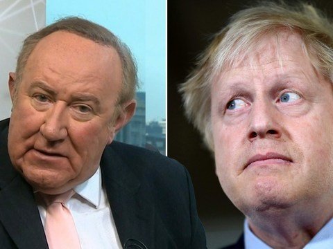 Boris Johnson savagely called out by Andrew Neil for avoiding 'questions of trust'