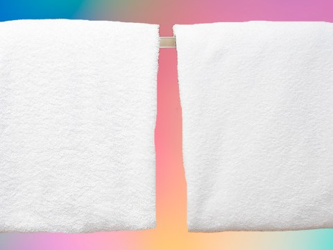 Why you need to stop sharing towels with your significant other