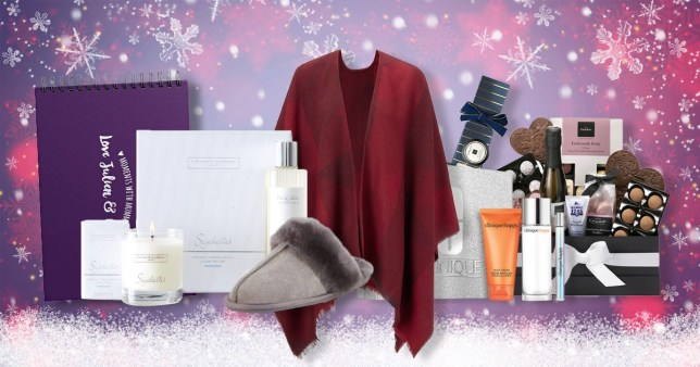 A range of Christmas presents, perfect for mums, from brands including NotOnTheHighStreet,John Lewis, Very, Debenhams Hotel Chocolate, Jo Malone
