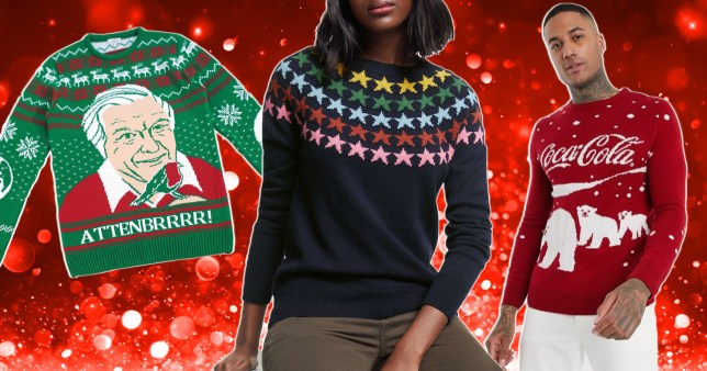 christmas jumper round up
