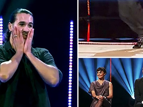 Strictly Come Dancing pro Graziano Di Prima smashes World Record on It Takes Two