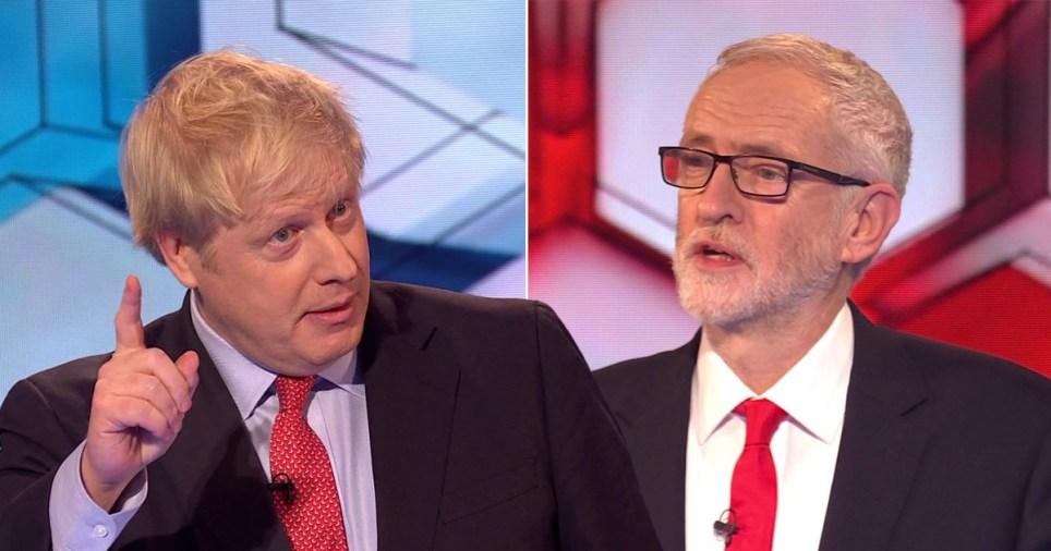 Boris Johnson and Jeremy Corbyn battle it out in final Ministerial Debate