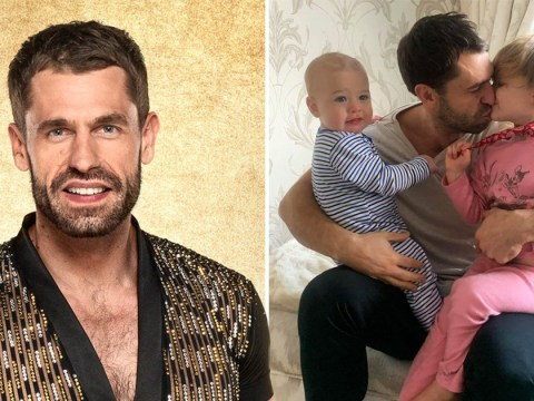 Strictly Come Dancing's Kelvin Fletcher missed son's first birthday amid fears of losing out in the final