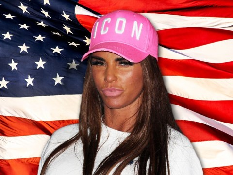 Katie Price wants to move to America for a 'fresh start' after bankruptcy woes