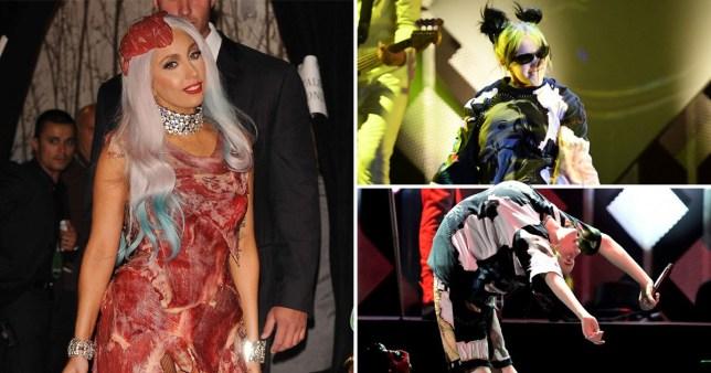 Billie Eilish Lady Gaga