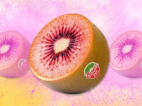 Red kiwis are set to be the hot new fruit all over Instagram