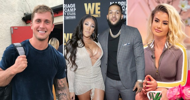 Natalie Nunn and husband have reportedly split