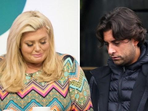 Gemma Collins 'worried sick' after James Argent 'rushed to hospital from suspected drug overdose'