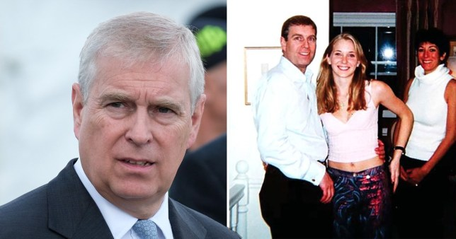 Second witness says she saw Prince Andrew dancing with Epstein's 'sex slave'