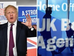 Tories to welcome 'award-winning' migrants into UK after Brexit