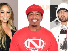 Nick Cannon claps back at Eminem over Mariah Carey diss in latest song