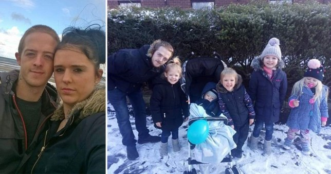 The family says it is 'just trying to get back on its feet after being made homeless' (Picture: Liverpool Echo)