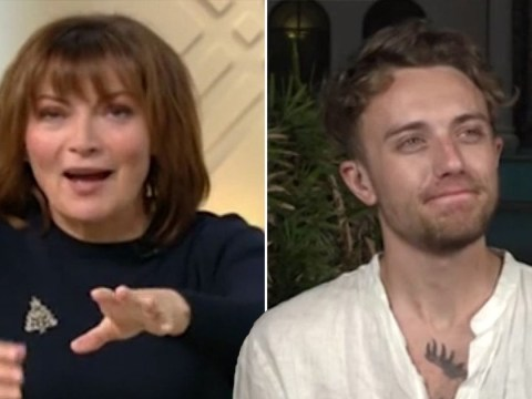 I'm A Celebrity star Roman Kemp baffled as Lorraine Kelly asks saucy question about girlfriend Anne-Sophie Flury