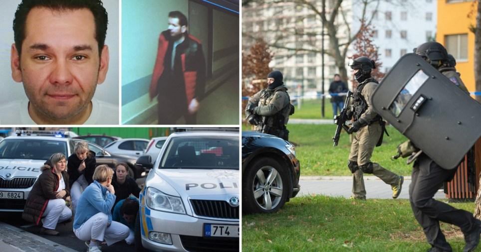 Czech republic shooting